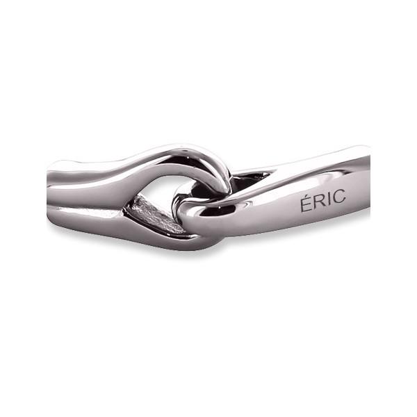 Bracelet Cuir Menottes à personnaliser