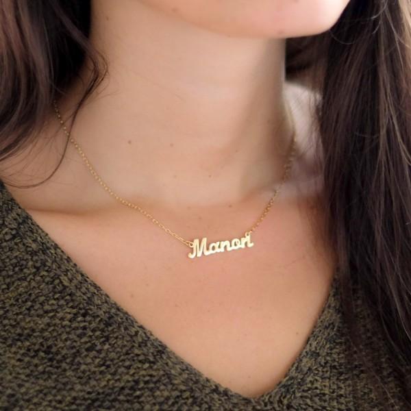 collier prenom arabe instagram