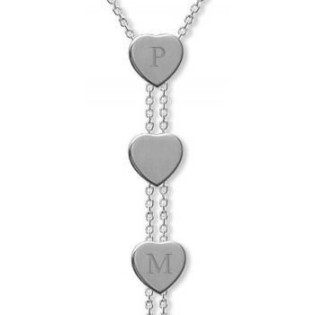 Le collier 3 coeurs