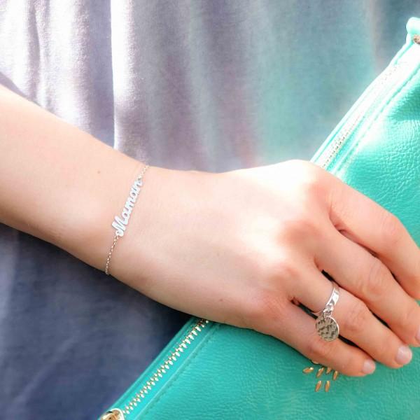 """Le Bracelet """"Maman"""""""